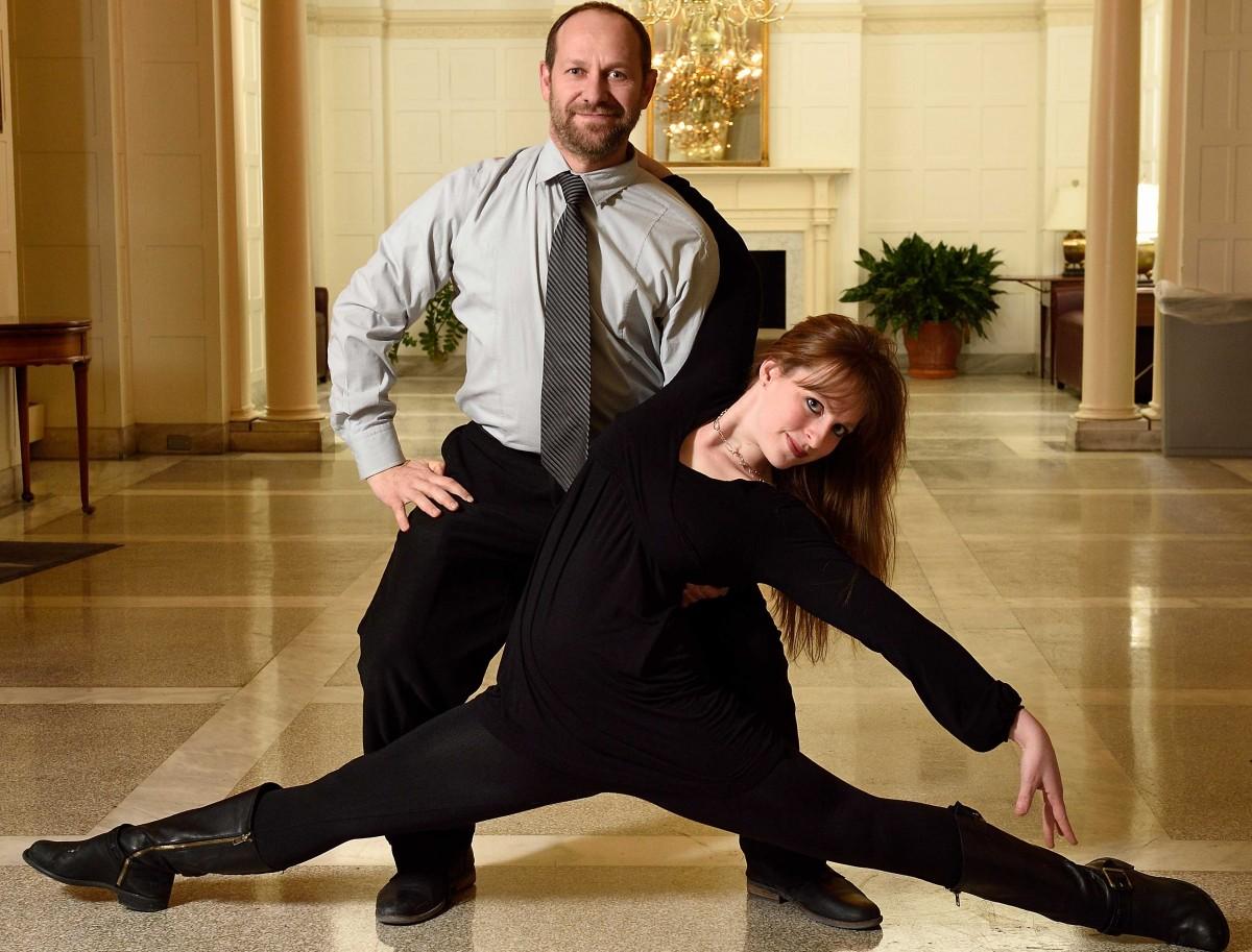 arielle medford dancing