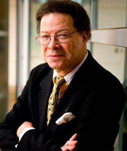 A photo of Dr. Levi Watkins