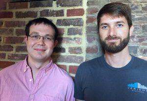 Robert Lord and Nick Culbertson