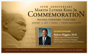 mlk commemoration event flyer