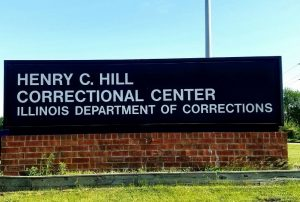 Hill Correctional Center is one of the largest high-security level prisons in the state of Illinois. Roughly 90 of the 1900 inmates have life sentences and will never be released from prison.