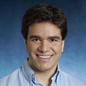 Joshua Cohen Portrait