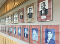 Representing Diversity on Portrait Walls Around Johns Hopkins: One Stride Taken, Many to Go