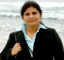 Amrita Datta Chaudhuri